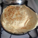 Russian Blini (Crepes) Recipe