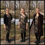 Don't be afraid of the Military! OOTD