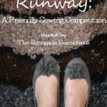 I will be on Renegade Seamstress' Refashion Runway!!!
