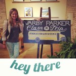 Warby Parker Class Trip Kick Off in Minneapolis