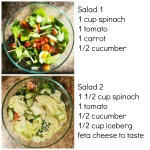 7 Easy Salad Recipes