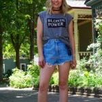 Thrift Style Thursday Link-Up // July 7 // Blonde Power