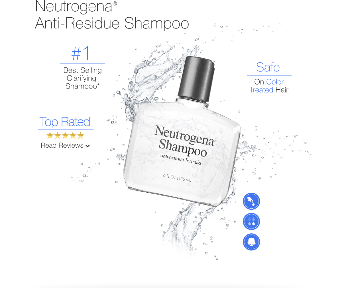 Hair Detox With Neutrogena Anti Residue Shampoo Being Zhenya