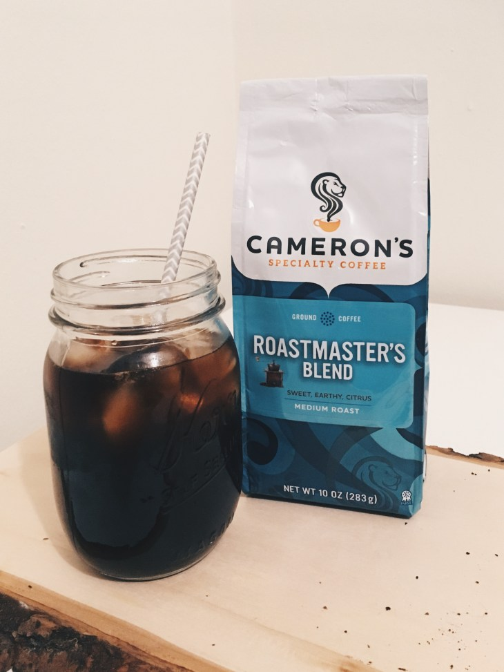 Cold Brew Recipe Camerons Coffee