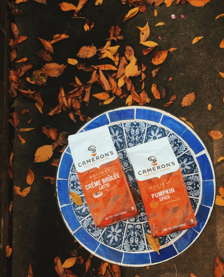 Taste of the Holidays with Cameron's Coffee
