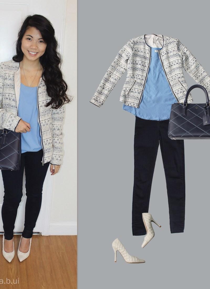 Outfit Ideas: Pale Blue