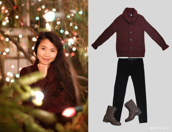 BeInspireful - Christmas Town Outfit 1