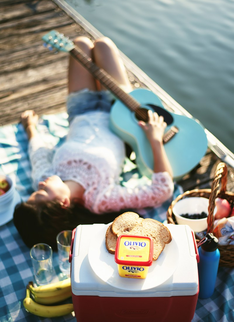 Outfit of the Day – Picnic at the Lake