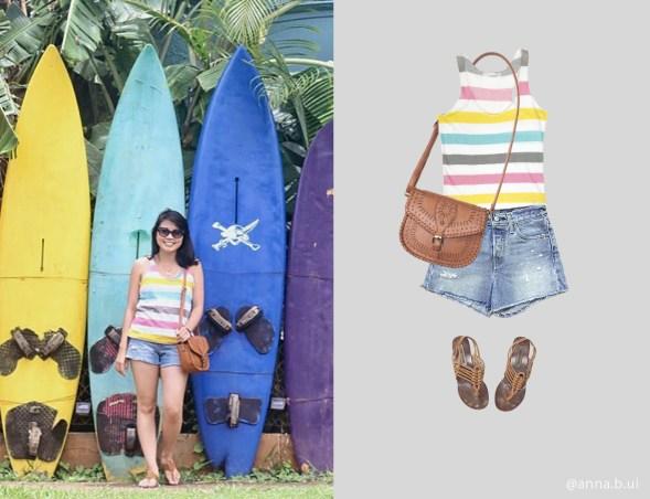 BeInspireful - Hawaii Colorful Surfboards 1