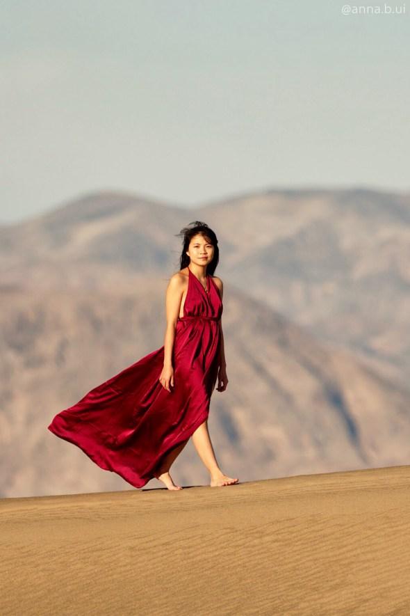 BeInspireful - Death Valley Mesquite Flat Sand Dunes - 7