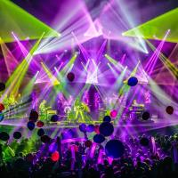 Umphrey's McGee Live at The Aragon Ballroom - New Years Chicago Residency