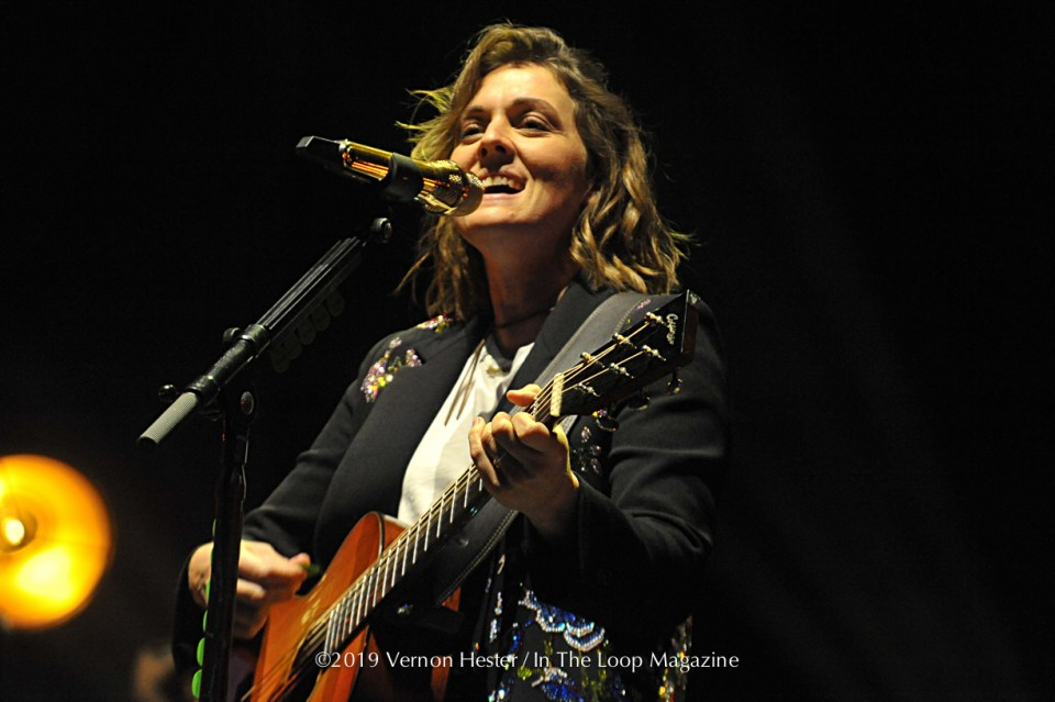 In The Loop Magazine Concert Review: Brandi Carlile at