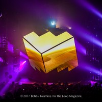 "Deadmau5 Brings His New And Massive ""Cube 2.1"" To The Aragon Ballroom"