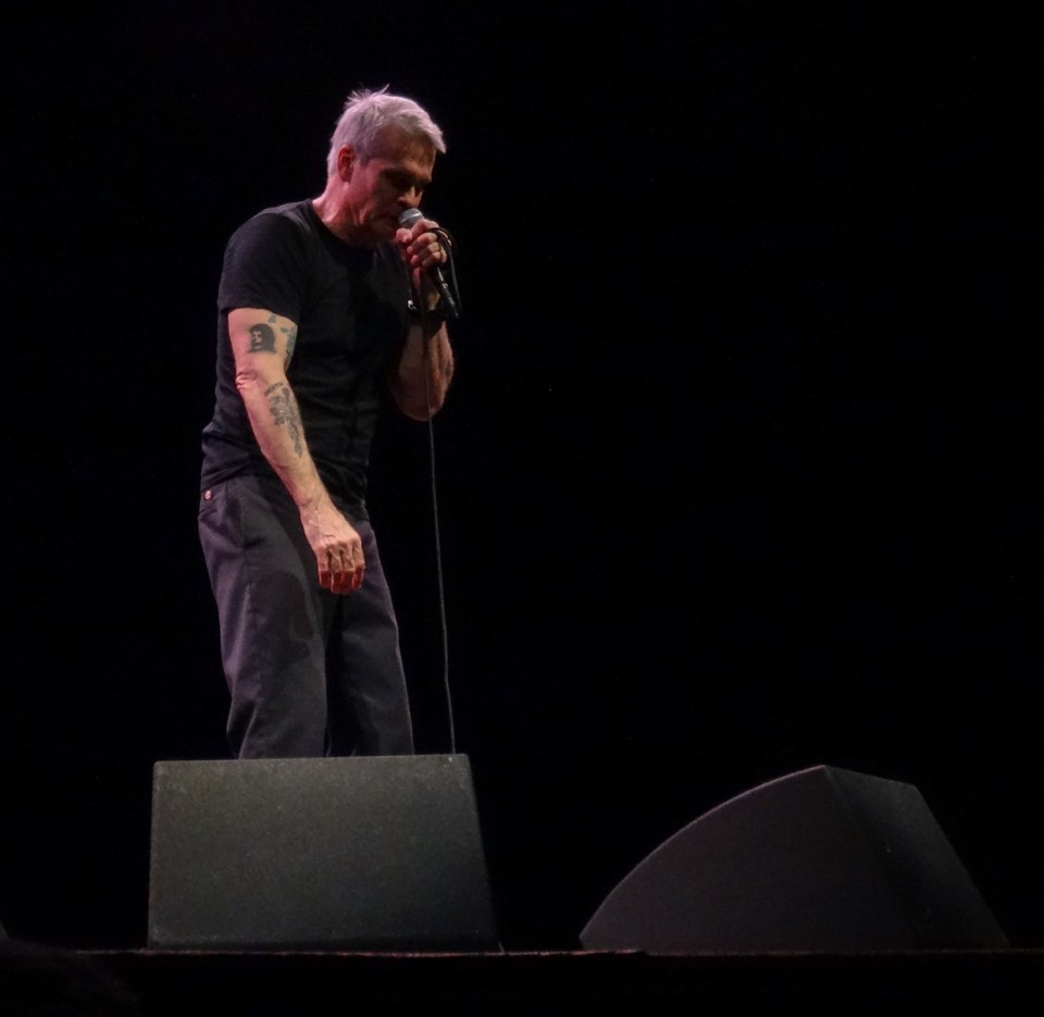 Henry Rollins at Thalia Hall 02-13-16-8
