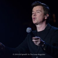 ITLM OTR Series Presents: Rick Astley @ The Paramount (Huntington, NY)