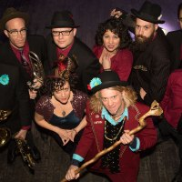 ITLM OTRS Presents: Squirrel Nut Zippers Live at the Door County Auditorium - Fish Creek, WI August 11th, 2019