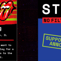 The Rolling Stones No Filter Tour 2019 Updates! Support Acts and Request List.