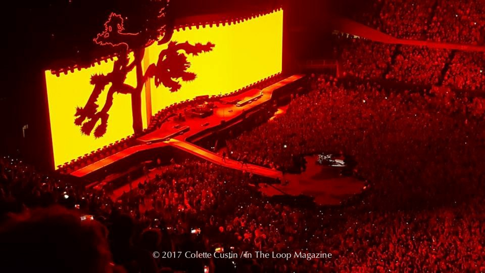 The Joshua Tree Tour  Soldier Field June