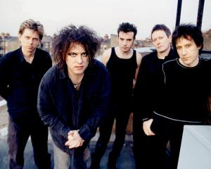the cure band 2016