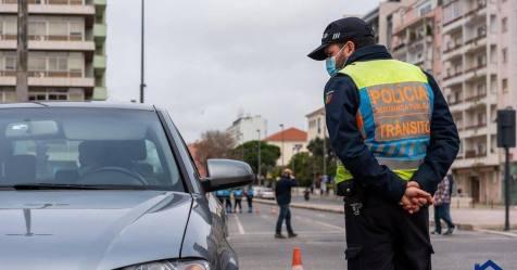 PSP inicia na quinta-feira semana de mais fiscalização e controlo nas estradas