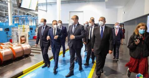 Primeiro-ministro da Tunísia visitou esta manhã a Coficab na Guarda