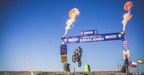 Fernão Joanes mobiliza-se para organizar etapa do Europeu de motocrosse