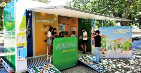 Duas escolas do distrito da Guarda ocupam pódio do Concurso Academia Ponto Verde