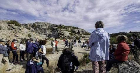 Comemorações da Expedição Científica de 1881 à Serra da Estrela em Seia