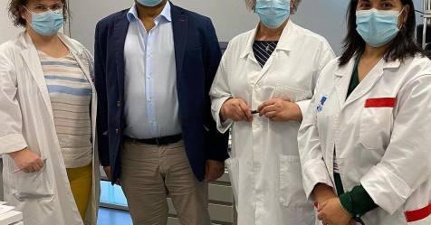 Unidade Local de Saúde da Guarda tem novo oftalmologista