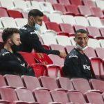 Cristiano e Bruno Fernandes