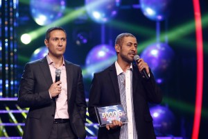 MBC4 & MBC MASR- Your Face Sounds Familiar Live 2- Winner Albdel Menem Emeiry 2