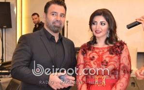 ماريتا الحلاني في حفل جمعية أصدقاء لبنان – خاص