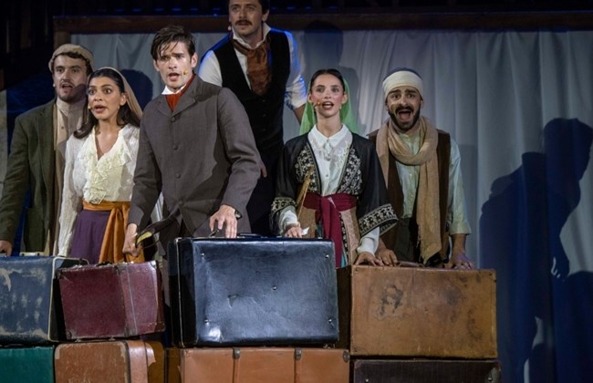 Gibran musical touches the heart