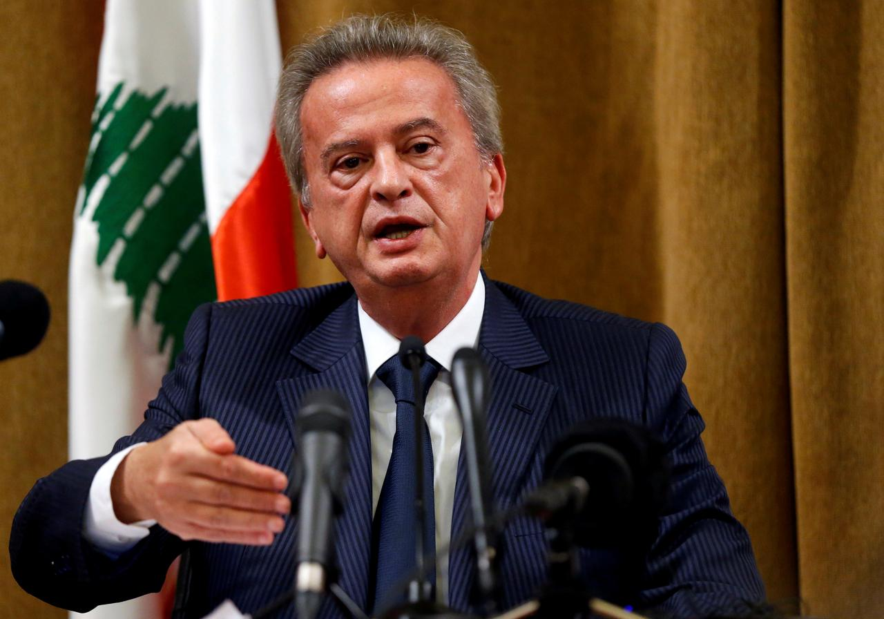Salameh: Capital control to ease starting from June No haircut on deposits in the horizon