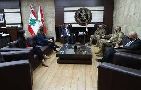 U.S. Says Envoy Held 'Productive' Sea Border Talks in Lebanon