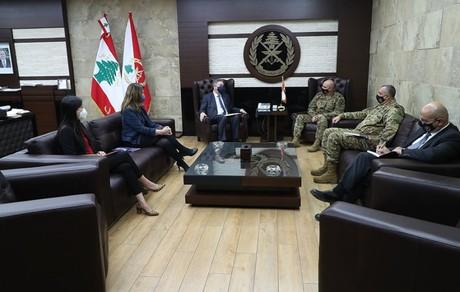 U.S. Says Envoy Held 'Productive' Sea Border Talks in Lebanon