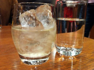The Japanese like their Whisky Hi Balls (with soda..