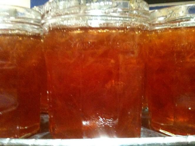 My homemade marmalade