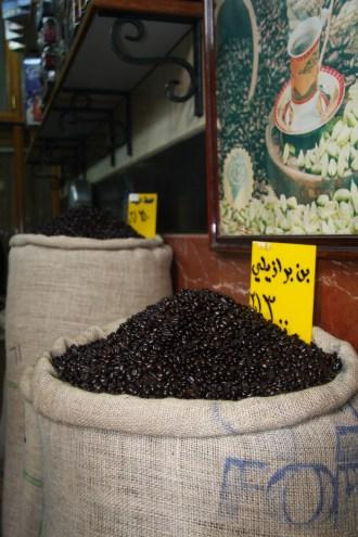 Coffee Beans, Damascus, Syria