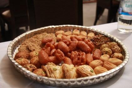 Yummy Arabic Sweets, Damascus, Syria