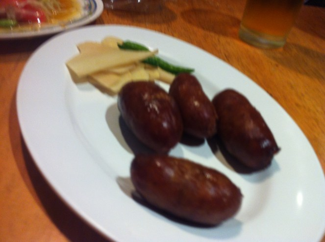 Issan Sausages