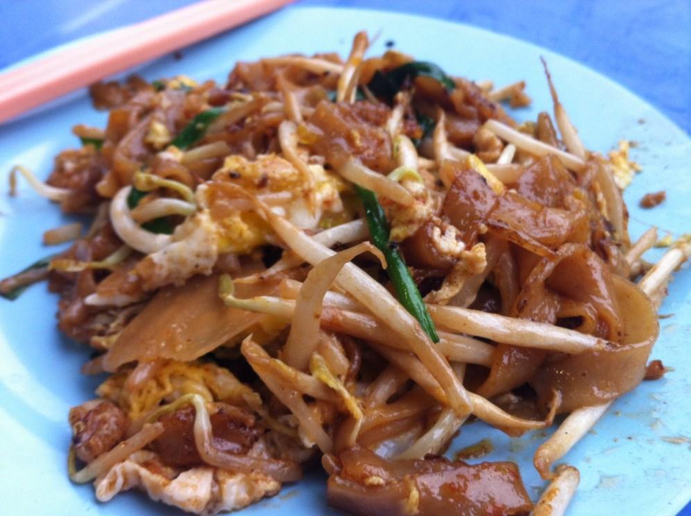 Char Kway Teow Plate, Penang