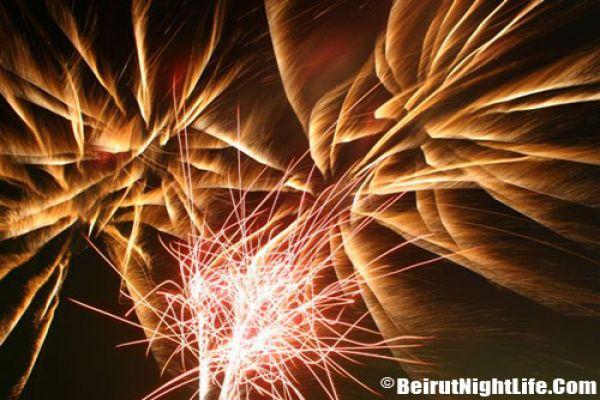 beirut nightlife 2006 photos fireworks