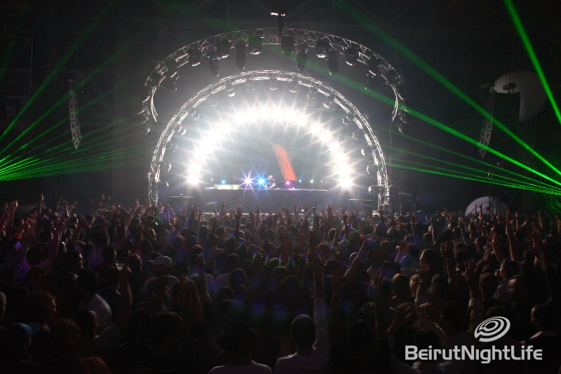 """Ferry Corsten Twice in a Blue Moon """"The Experience"""" Coverage"""