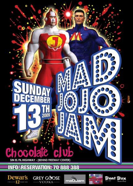 Mad Jojo Jam