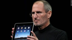 Apple Unveils the Magical iPad