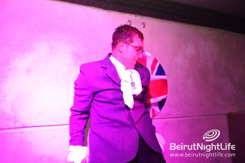 Austin Powers at Brut- Beirut