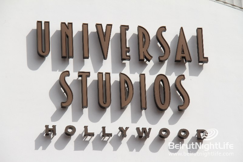 Around the World: Universal Studios- USA