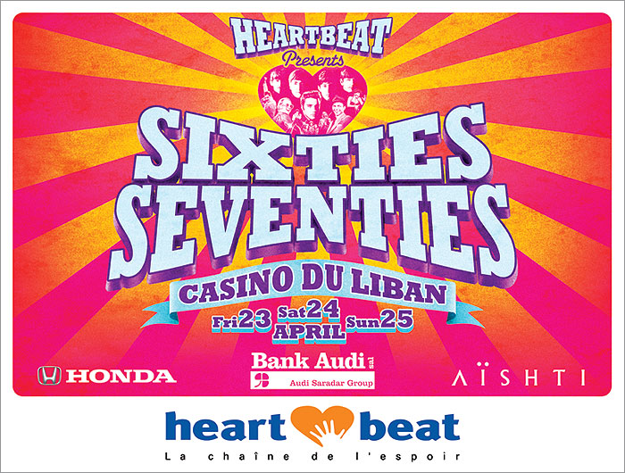 Sixties Seventies at Casino Du Liban