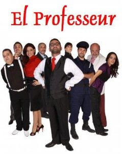 El Professor: A New play between George Khabbaz and the Legend Duraid Lahham